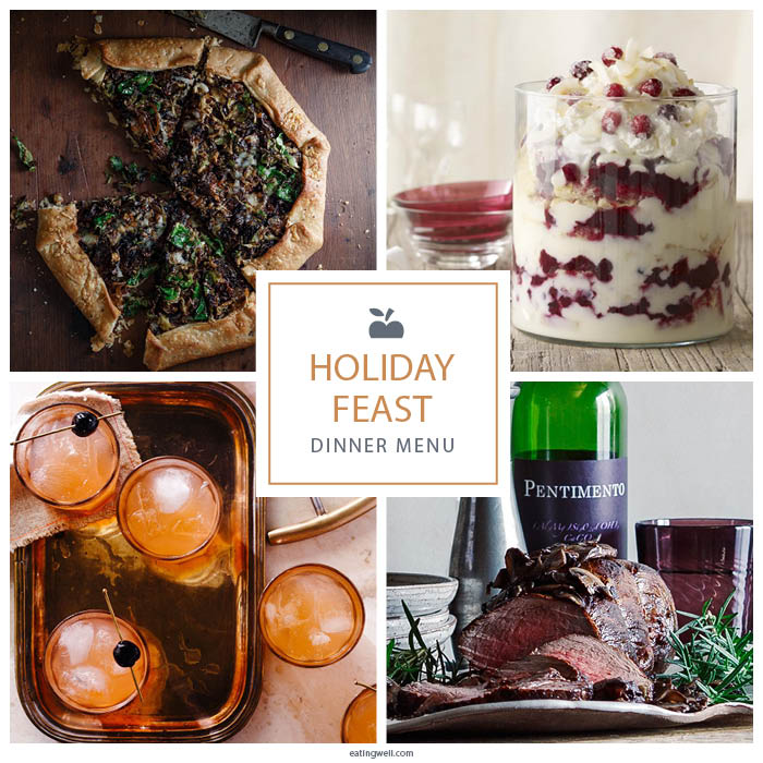 The Only Dinner Menu You Need to Serve Up an Amazing Holiday Feast