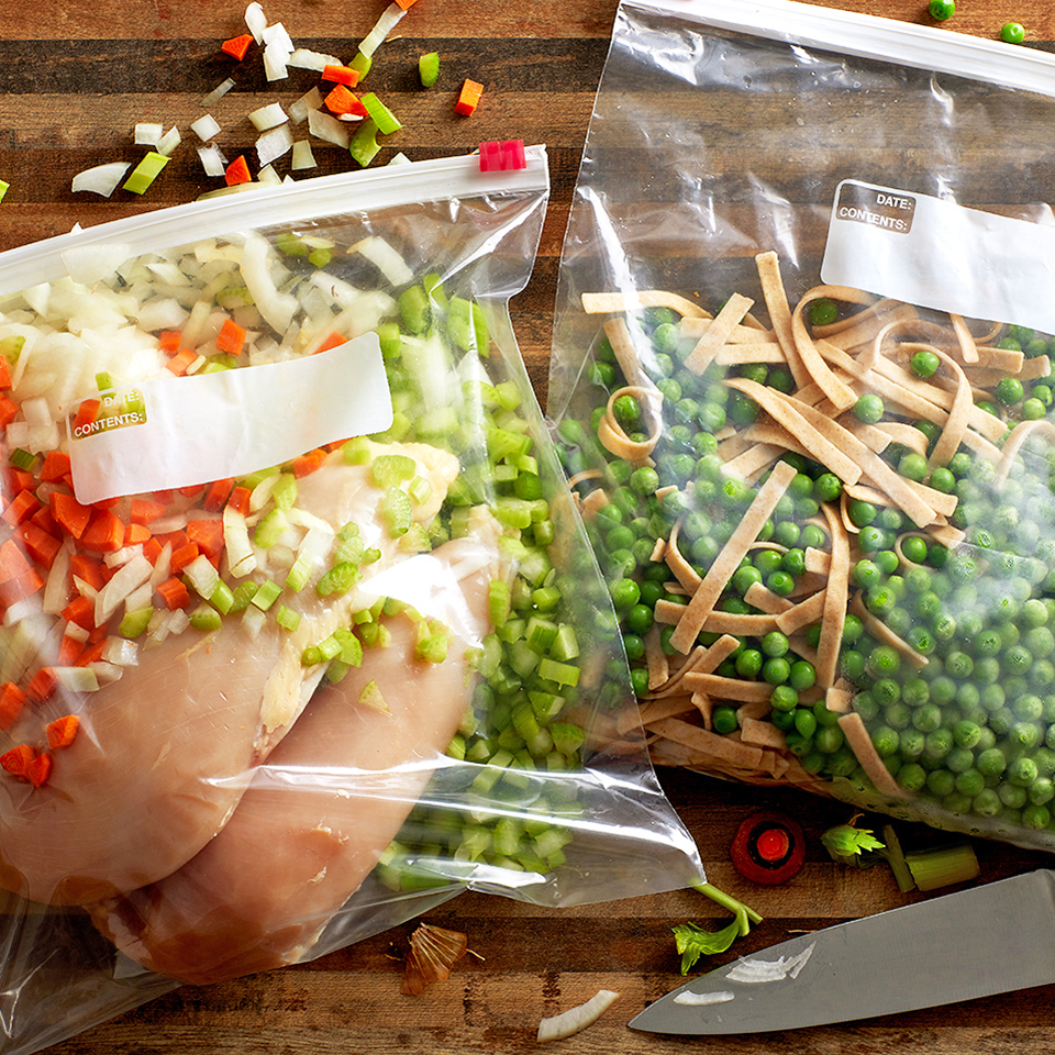 These Slow-Cooker Freezer Meals Are Going to Save Your Weeknights