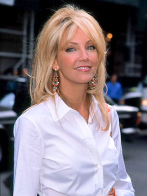 Celebrity Moms: Heather Locklear