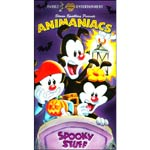 animaniacs spooky stuff movie poster