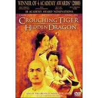 Crouching Tiger Hidden Dragon Movie