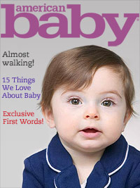Baby on a Cover