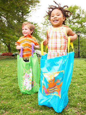 Sack Racing set from Alex Toys