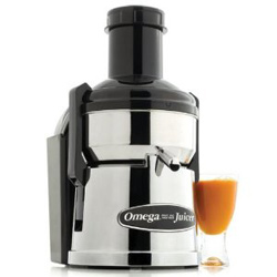 Omega Mega-Mouth Juicer