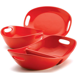 Rachael Ray 3-Pc. Serving Set