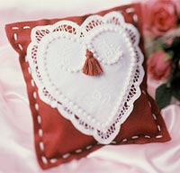 Heart of My Heart Pillow