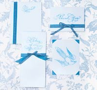 Hand Lettered Wedding Paper Items