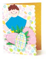 Easter Surprise Card