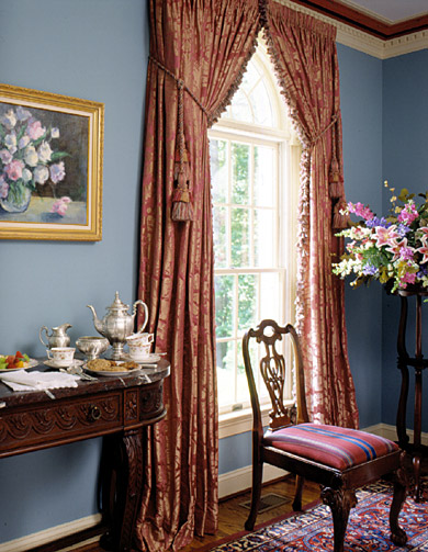 Palladian | Decorating the Exciting Windows! Way