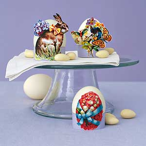 Easter_Decorative eggs