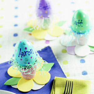 name decorated easter eggs
