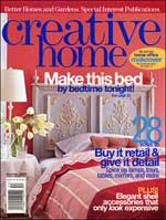 Current Issue Cover Creative Home