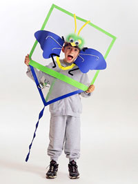 Fly Swatter Costume