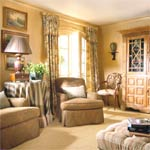 04HDT-Golden Hued Living Room
