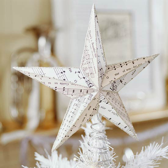 Music Star Tree Topper