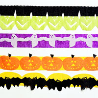 halloween streamers