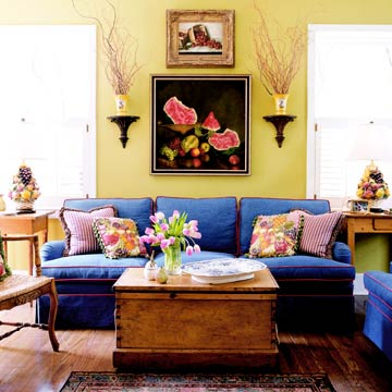 Design Inspiration Candy Colors For Walls The Tao Of Dana