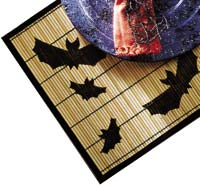 Bat Place Mat