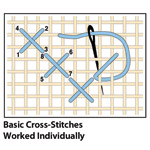 Basic Cross Stitch - Individual