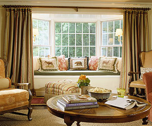 pics photos bay and bow window treatment ideas