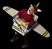 Look-at-me Costumes: Airplane