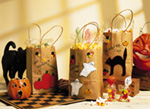 Decorated Treat Bags