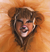 Grrreat Costumes: Child in Lion Costume