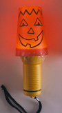 Trick-or-Treat party light, example 2 of 3