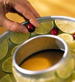 Punch Bowl Garnish