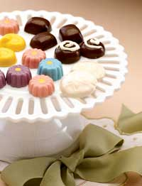 Plate of Decorative Candy