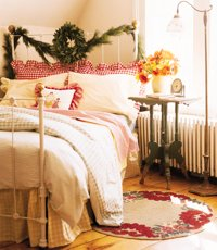Garland Extravaganza - Headboard
