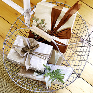basket of presents