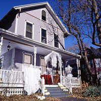 Haunted House Exterior