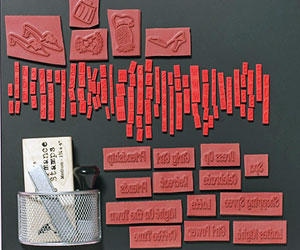 magnetic stamps