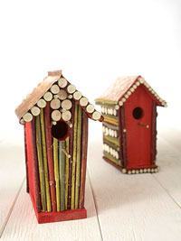 Free Rustic Cedar Bird House Patterns - Infospace.com Web Search