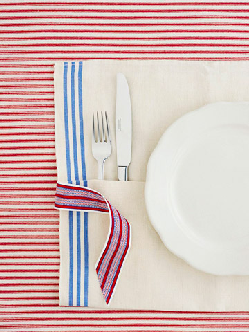 dishtowel placemat