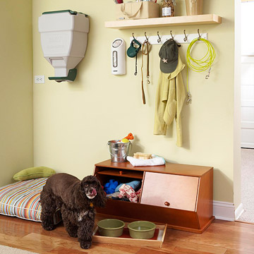 overall of doggie nook