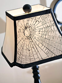 Spider Shade Lamp