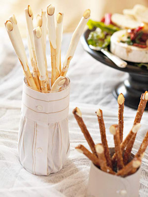 Halloween Wedding Finger Foods