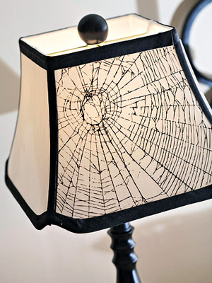 Halloween Wedding Lampshade