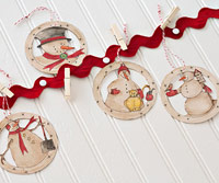 a-cut-above paper ornaments
