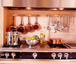 Cooking Wall Vignette