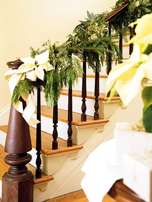 Ivory staircase