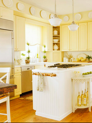 In The Kitchen: 20 Easy Eco-Friendly Kitchen Ideas