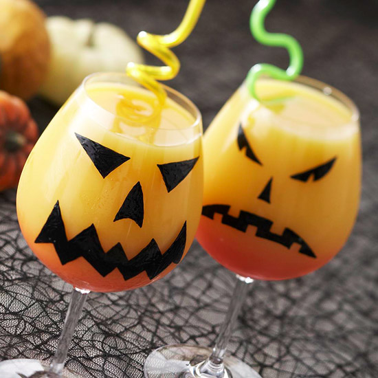 pumpkin glasses