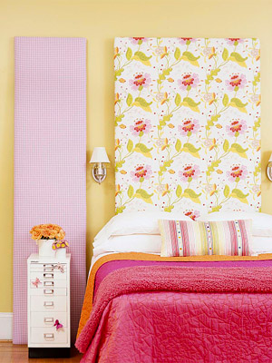 Headboard Wall Decor Ideas