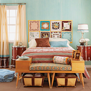 ss 100962898 - Stylish headboards