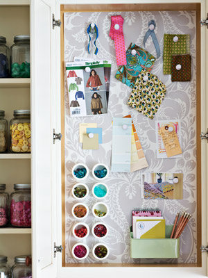 craft design inspiration board