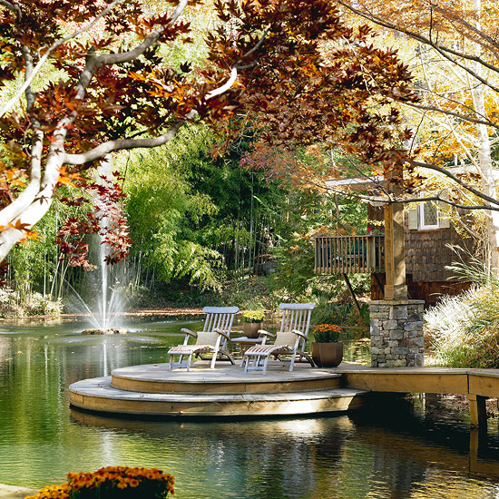 1000 images about deck and gazebo ideas on pinterest for Waterfront deck designs