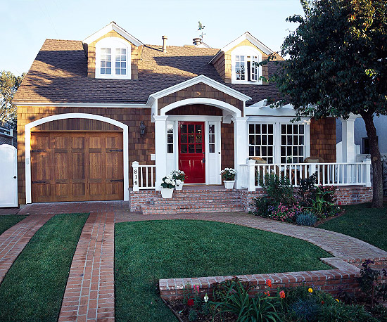 Pretty Old Houses Curb Appeal Ideas Before And After